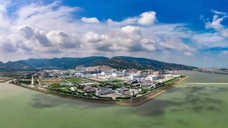 Tianwan 5 achieves grid connection