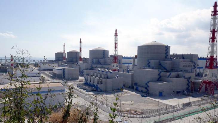 Fourth Tianwan unit connected to grid