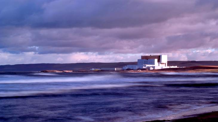Nuclear remains UK's main low-carbon energy source, despite outages