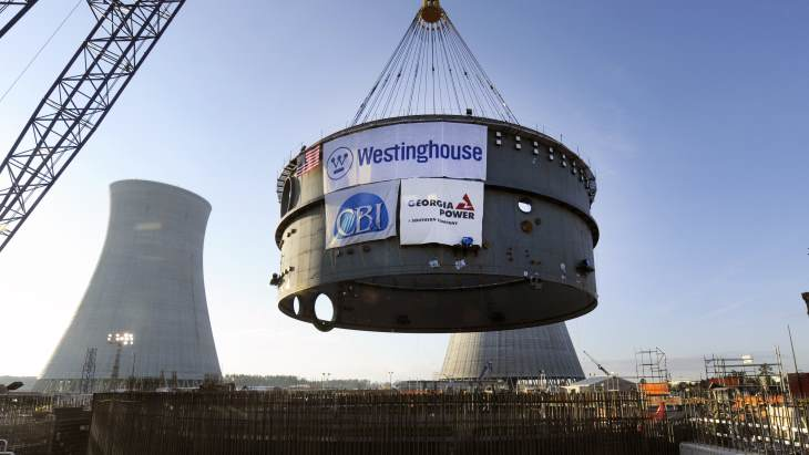 Westinghouse emerges from Chapter 11