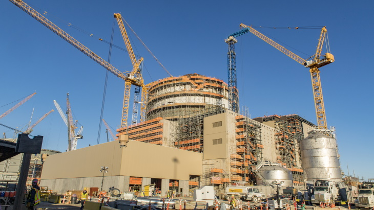 Southern CEO: Early start-up of Vogtle units possible