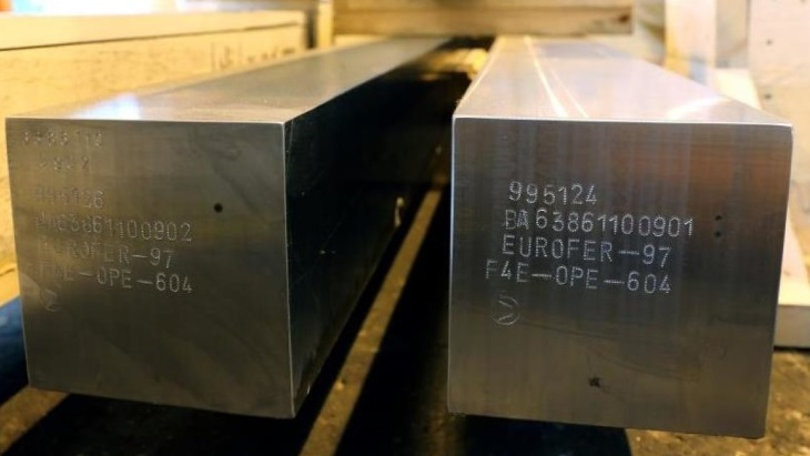 NRG irradiates steel alloy for use in ITER