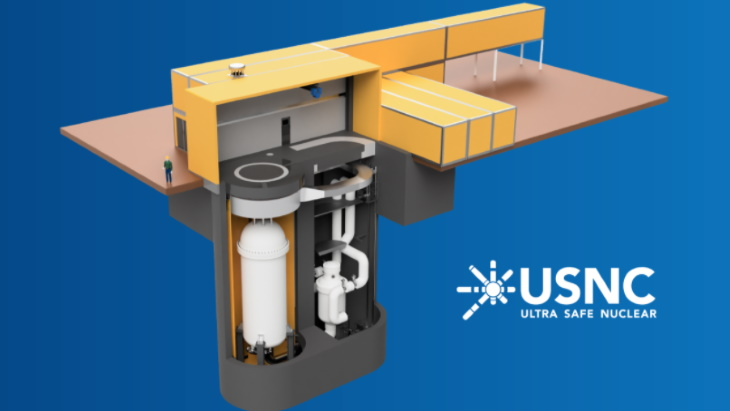 USNC, Korean companies to develop micro modular reactors