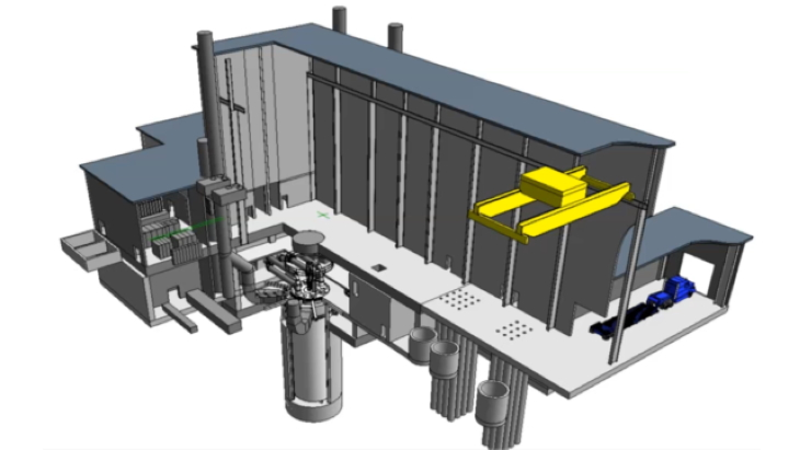EIS process launched for US fast neutron reactor