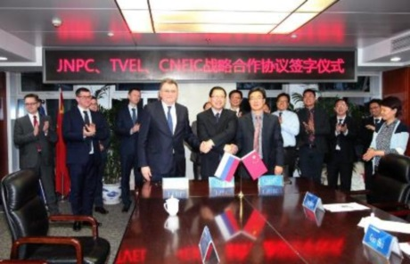 Tvel Signs Further Tianwan Fuel Contracts World Nuclear News