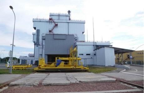 Chernobyl ISF2 - 460 (Holtec)