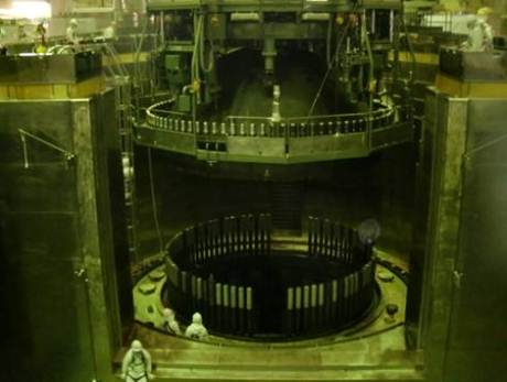 Fukushima Daiichi 6 lid removal for defuelling (Tepco)