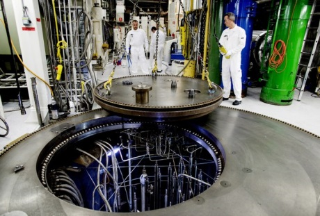 Halden research reactor - 460 (IFE)