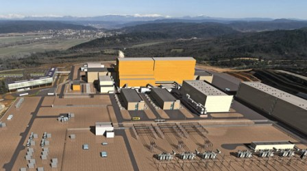 Iter buildings - artist's impression (Iter)