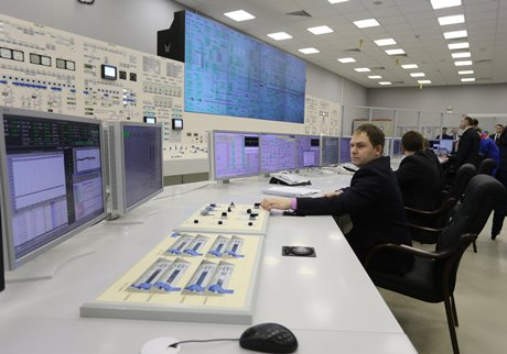 Leningrad-II 1 trial operation - 460 (Rosatom)