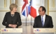 May and Hollande, 21 July 2016 (Tom Evans - Crown Copyright) 80x48