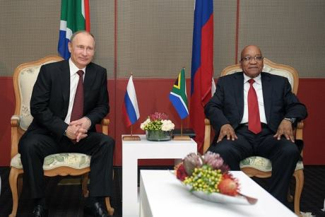 Putin and Zuma (Presidential Press Office__460