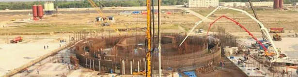 Rooppur 1 achieves first construction milestone