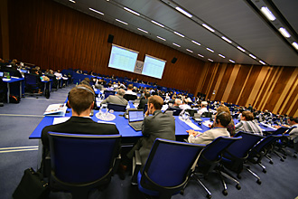 Second CNS meeting at IAEA - Aug 2012
