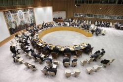 UN Security Council (UN/Photo JC McIlwaine) 250x167