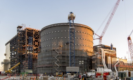 Vogtle 3 - January 2018 - 460 (Georgia Power)