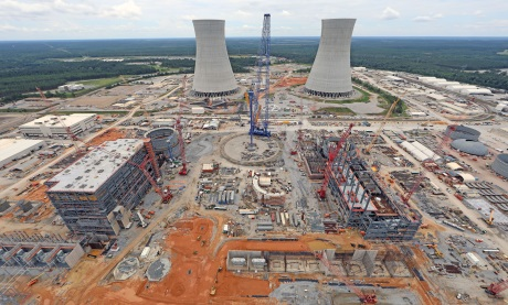 Bechtel selected to complete construction of Vogtle Expansion