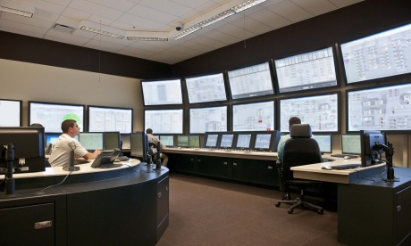 Vogtle 3 and 4 simulator in testing (Southern) 460x276